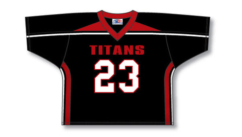 Custom Made Lacrosse Jersey Design 5015