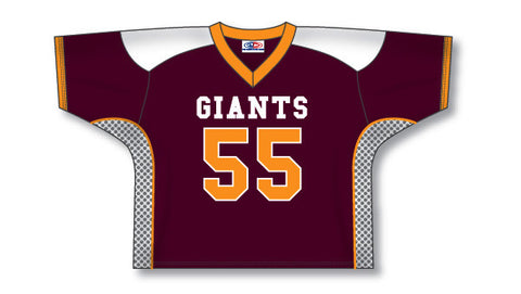 Custom Made Lacrosse Jersey Design 5017