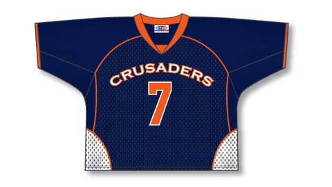 Custom Made Lacrosse Jersey Design 6015
