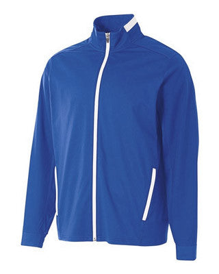 Men's League Full Zip Warm-Up Fleece
