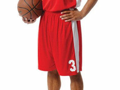 Reversible Performance Basketball Short