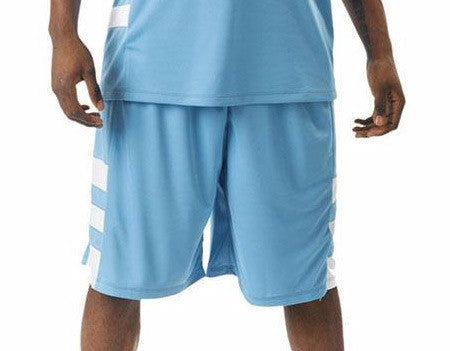 Reversible Performance Speedway Basketball Short