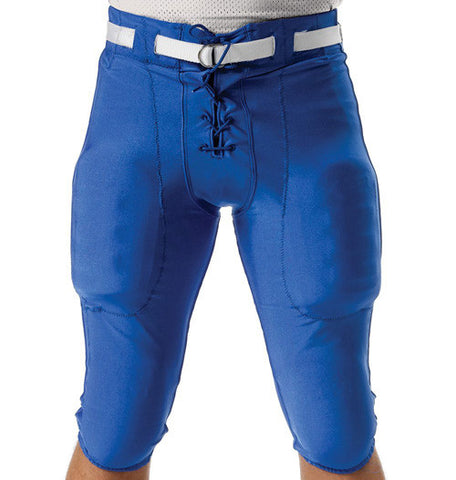 N6141 Nylon/Spandex Football Game Pant