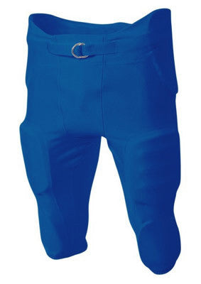 N6198 Nylon/Spandex Integrated Football Pant