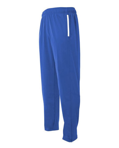 Men's League Zipper Bottom Warm-up Pant