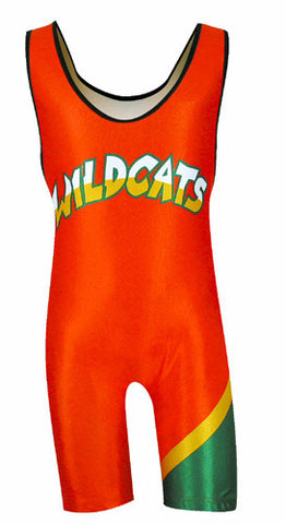 NIGHTSWIFT Custom Sublimated Wrestling Singlet