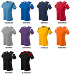 NW3260 Softball Jersey Colors