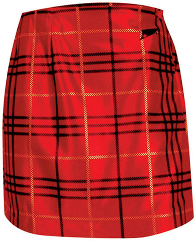 Plaid Custom Sublimated Girls Lacrosse Kilt