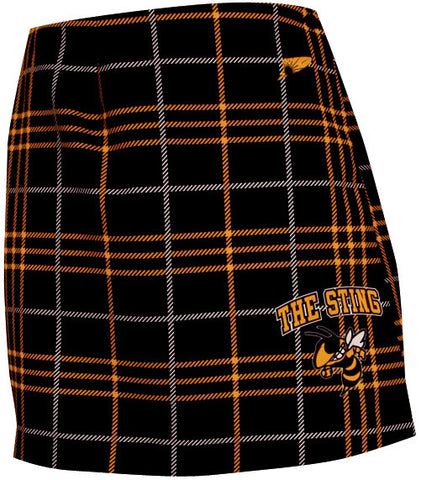 Plaid-2 Custom Sublimated Field Hockey Skirt