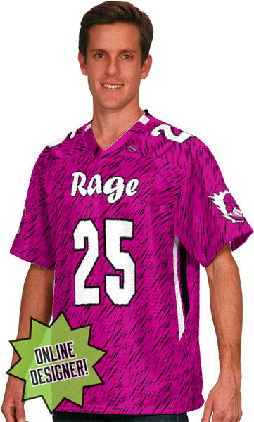Cutback Custom Sublimated Flag Football Jersey