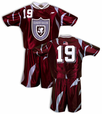 SAO PALO Custom Sublimated Soccer Uniform