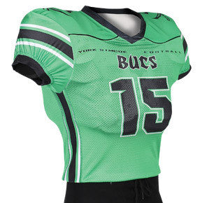 Combat Custom Sublimated Skills Cut Football Jersey