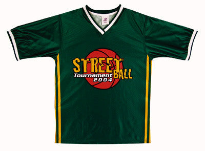 Custom Sublimated Basketball Shooter Shirt Design SS-11
