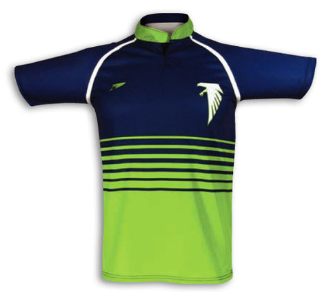 Trans Custom Sublimated Rugby Jersey