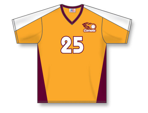 Custom Made Volleyball Jersey Design 1202