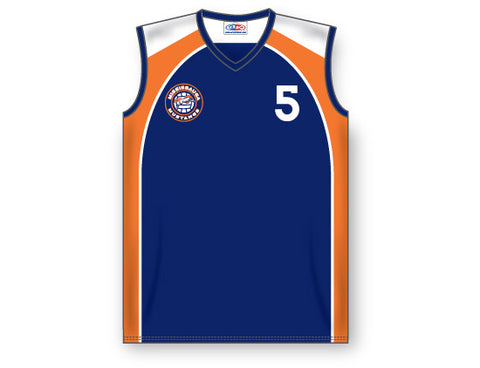 Custom Made Volleyball Jersey Design 1203