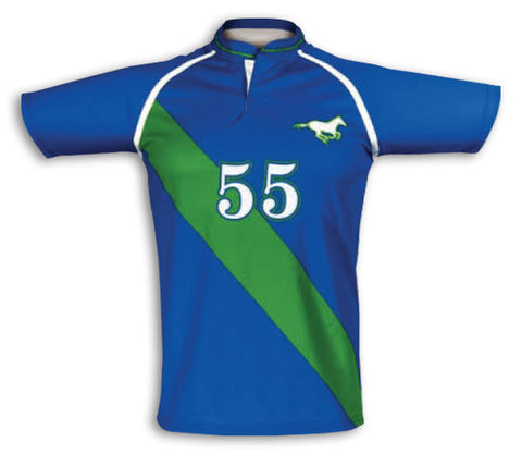 Waterford Custom Sublimated Rugby Jersey