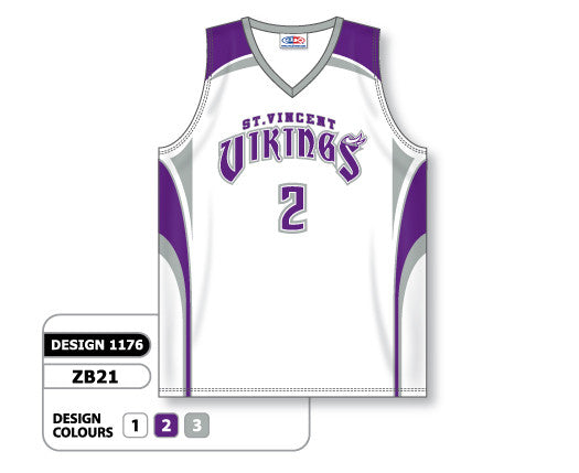 28c543bb47c Custom Sublimated Basketball Jersey Design 1176
