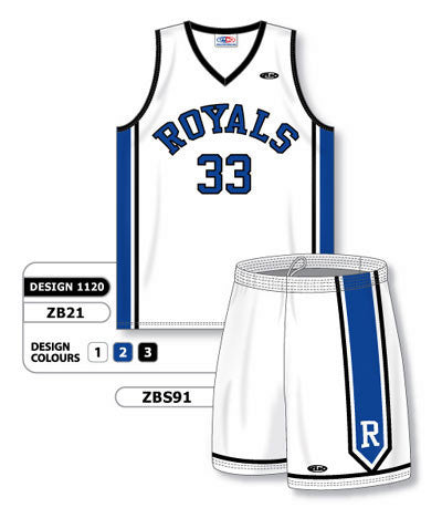 Custom Sublimated Matching Basketball Uniform Set Design 1120