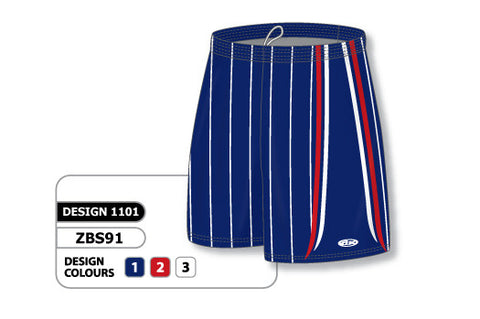 Custom Sublimated Basketball Short Design 1101