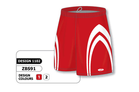 Custom Sublimated Basketball Short Design 1102