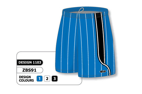 Custom Sublimated Basketball Short Design 1103