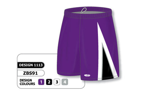 Custom Sublimated Basketball Short Design 1113