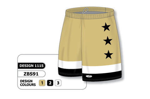 Custom Sublimated Basketball Short Design 1115