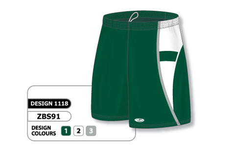 Custom Sublimated Basketball Short Design 1118