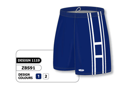 Custom Sublimated Basketball Short Design 1119