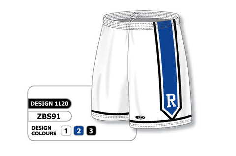 Custom Sublimated Basketball Short Design 1120