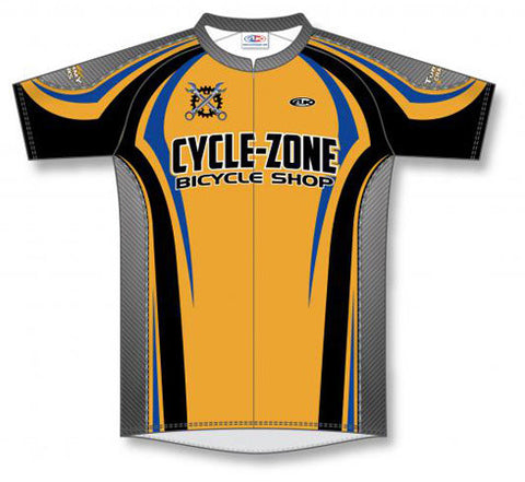 Custom Cycling Jersey Design 1309