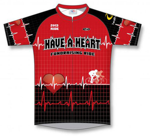 Custom Cycling Jersey Design 1310