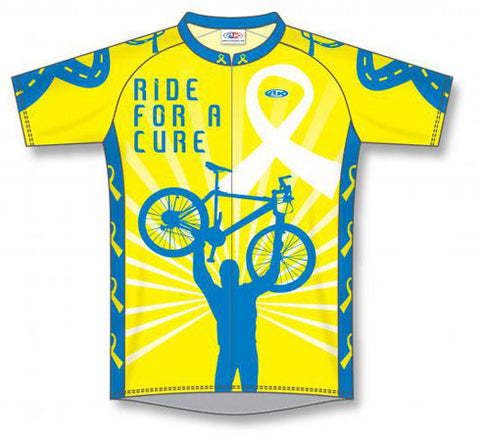 Custom Cycling Jersey Design 1311