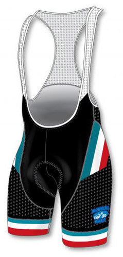 Custom Race Fit Cycling Bib Short Design 1507