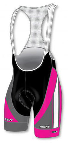 Custom Race Fit Cycling Bib Short Design 1512