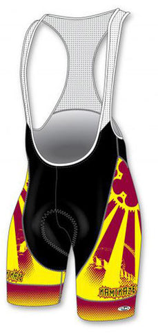 Custom Race Fit Cycling Bib Short Design 1524