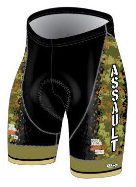 Custom Race Fit Cycling Short Design 1302
