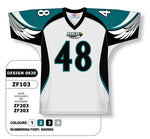Custom Sublimated Football Jersey Design 0920