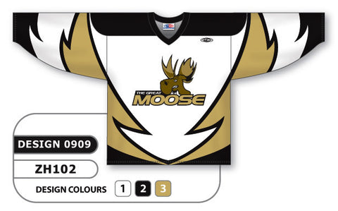 Custom Sublimated Hockey Jersey Design 0909