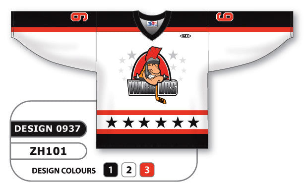 313d371c11a Custom Sublimated Hockey Jersey Design 0937