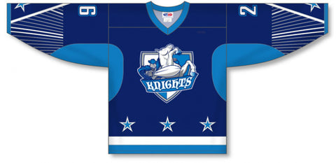 Custom Sublimated Hockey Jersey Design 1216