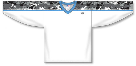 Custom Sublimated Hockey Jersey Design 1218