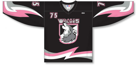 Custom Sublimated Hockey Jersey Design 1219