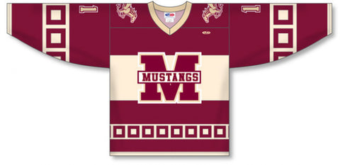 Custom Sublimated Hockey Jersey Design 1223
