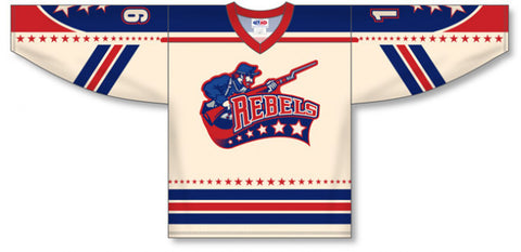 Custom Sublimated Hockey Jersey Design 1364