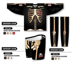 Custom Sublimated Hockey Uniform Design 1028