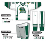 Custom Sublimated Hockey Uniform Design 1370