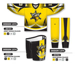 Custom Sublimated Hockey Uniform Design 1374