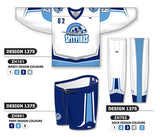 Custom Sublimated Hockey Uniform Design 1375